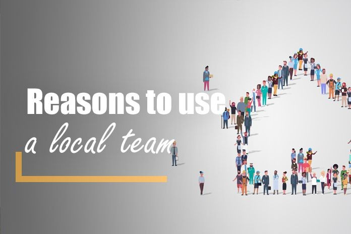Reasons to Use A Local Lending & Real Estate Team