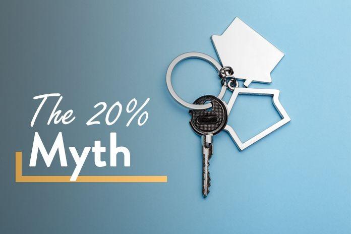 The 20% Down Myth
