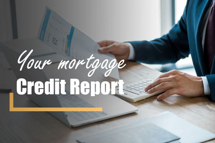 What Is A Mortgage Credit Report?